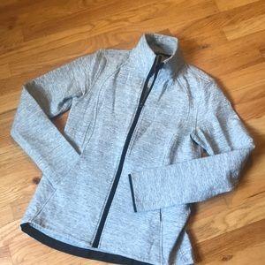 Insculpt Jacket light grey LIKE NEW